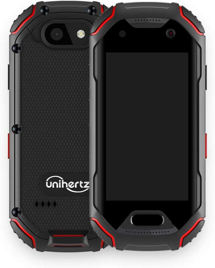 Unihertz Atom, 4GB RAM and 64GB ROM World's Smallest Rugged Phone?