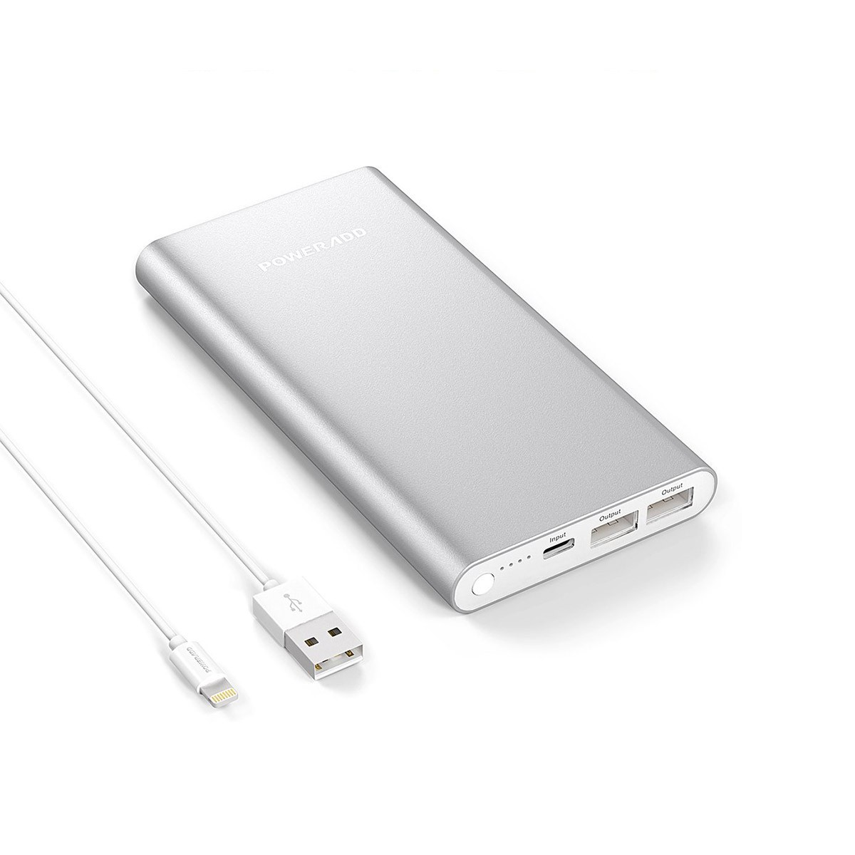 12000mAh External Battery Charger with 3A High-Speed Output