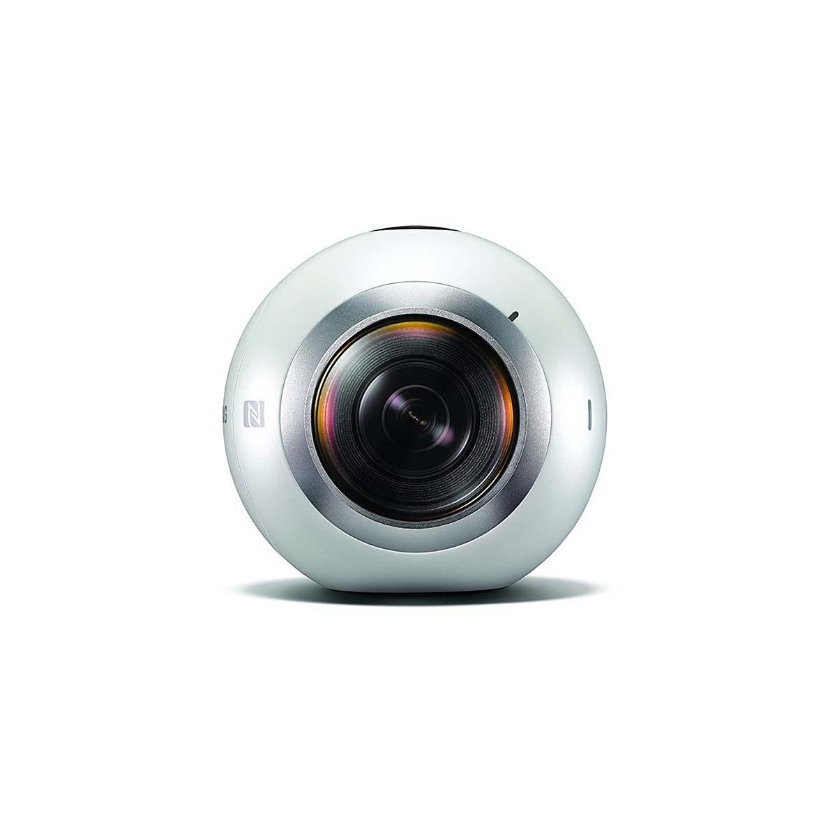Gear 360 Real 360° High Resolution VR Camera