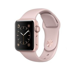 Apple Watch Series 2, 38mm Rose Gold Aluminum Case