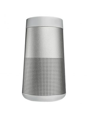 Bose® SoundLink® Revolve Water-resistant Portable Bluetooth Speaker with Built-in Speakerphone, Lux Grey