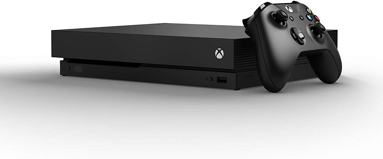 Microsoft Xbox One X with Star Wars Jedi: Fallen Order Deluxe Edition