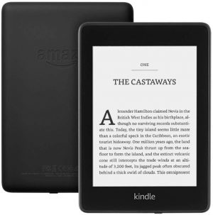 "Kindle Paperwhite, Waterproof, 6"" High-Resolution Display 32GB."