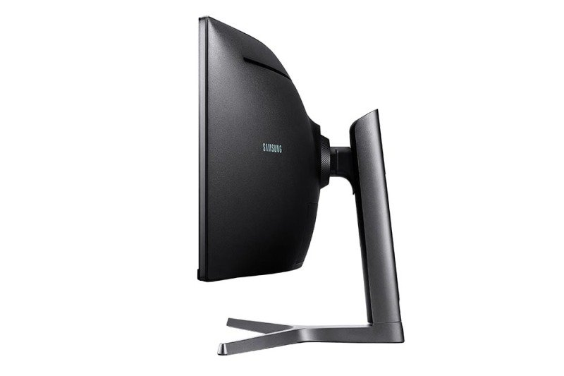 "Samsung C49RG90 49"" QLED Curved Ultra Wide Dual QHD Gaming Monitor"