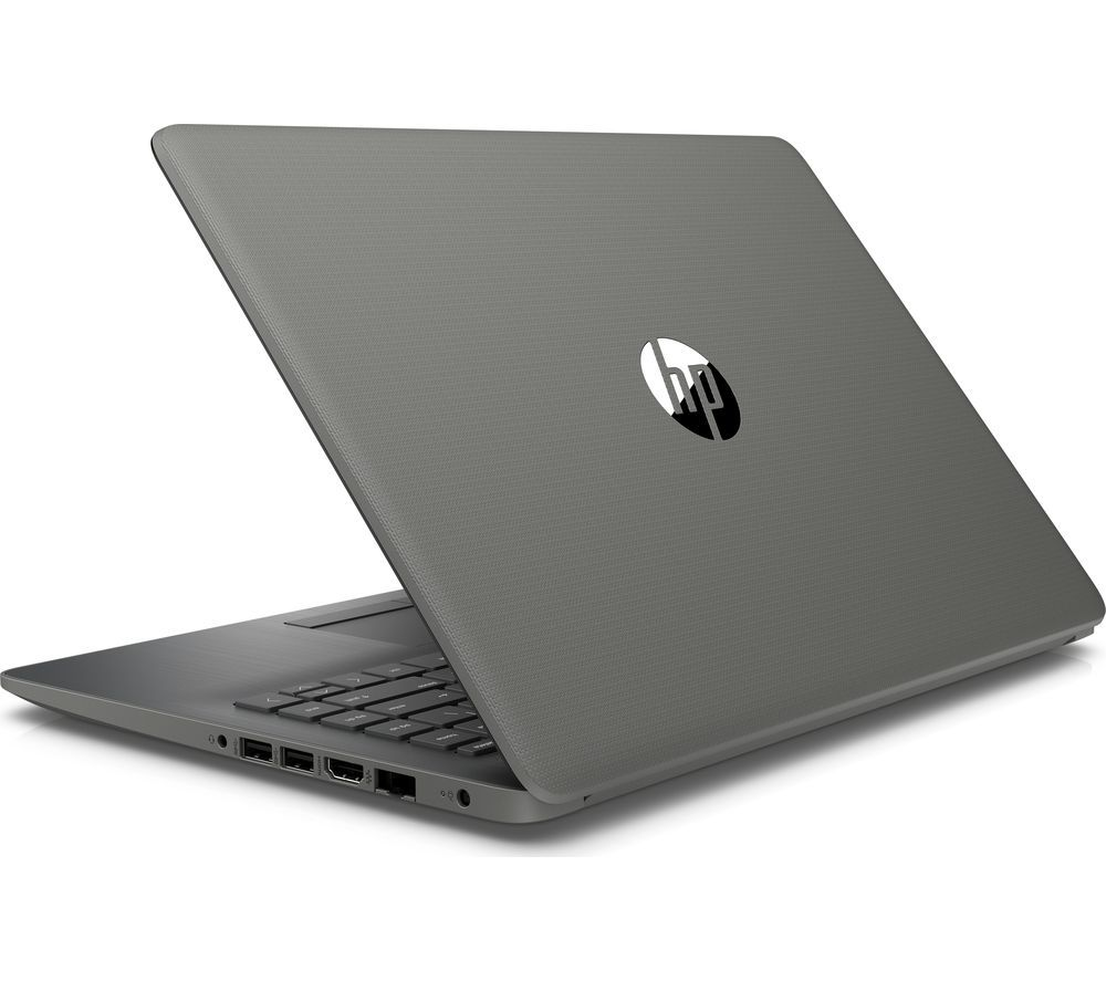 "HP Stream 14"" AMD A4 Laptop - 64 GB eMMC, Silver"