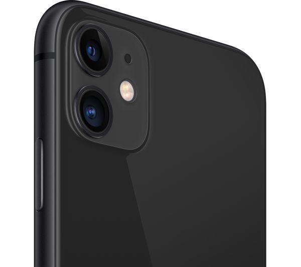 APPLE iPhone 11 - 64 GB, Black