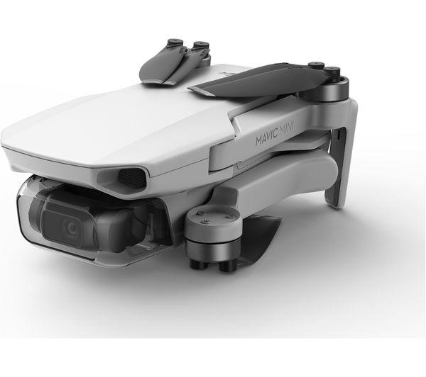 DJI Mavic Mini Drone Fly More Combo - Light Grey
