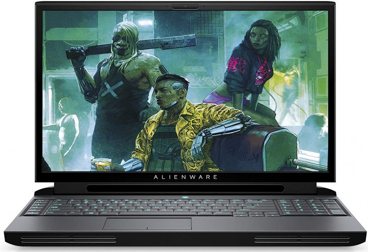 Alienware Area-51m 17.3-inch.Intel Core i9-9900K, 16 GB RAM, 512 GB SSD, 1TB HDD, NVIDIA GeForce RTX OC 2080 8 GB GDDR6, Windows 10 Home