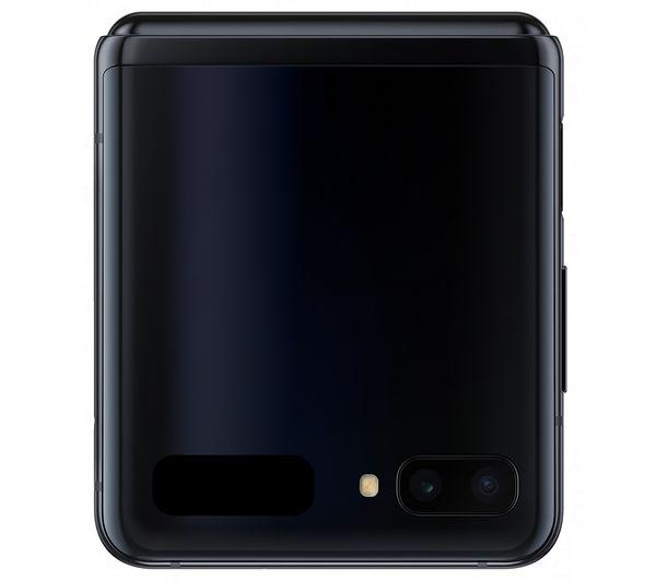 Samsung Galaxy Z Flip - 256 GB, Mirror Black