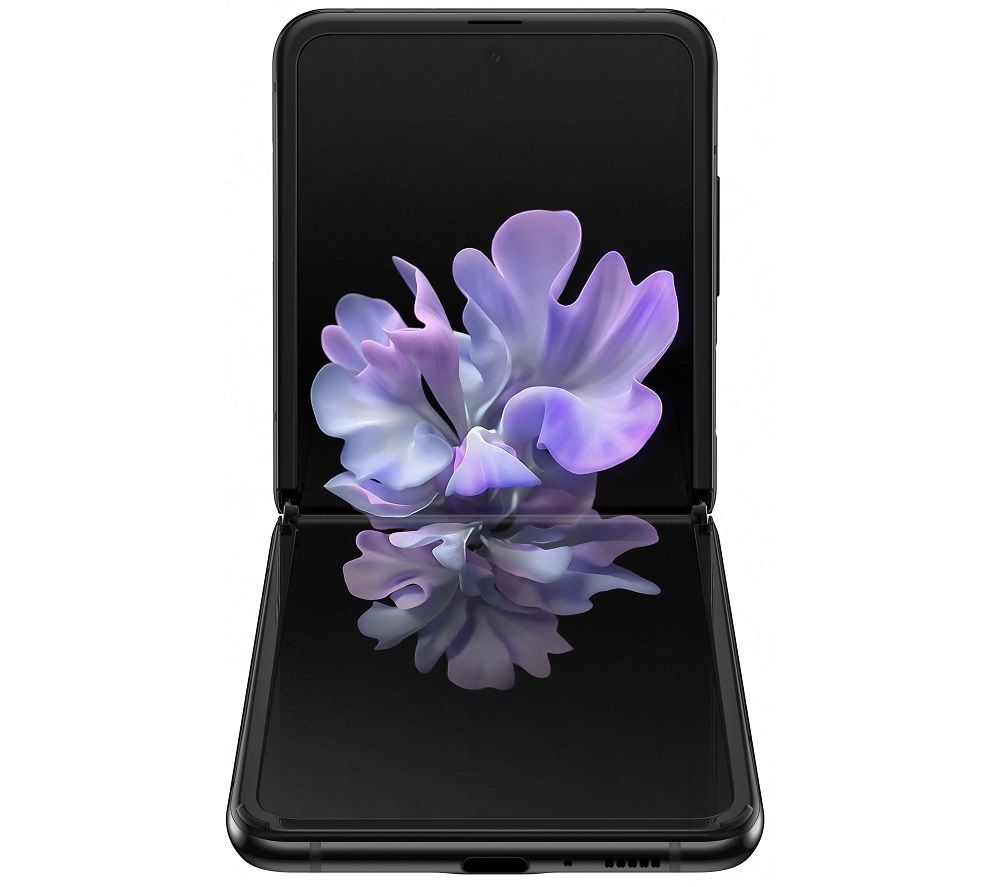 Samsung Galaxy Z Flip - 256 GB, Mirror Black