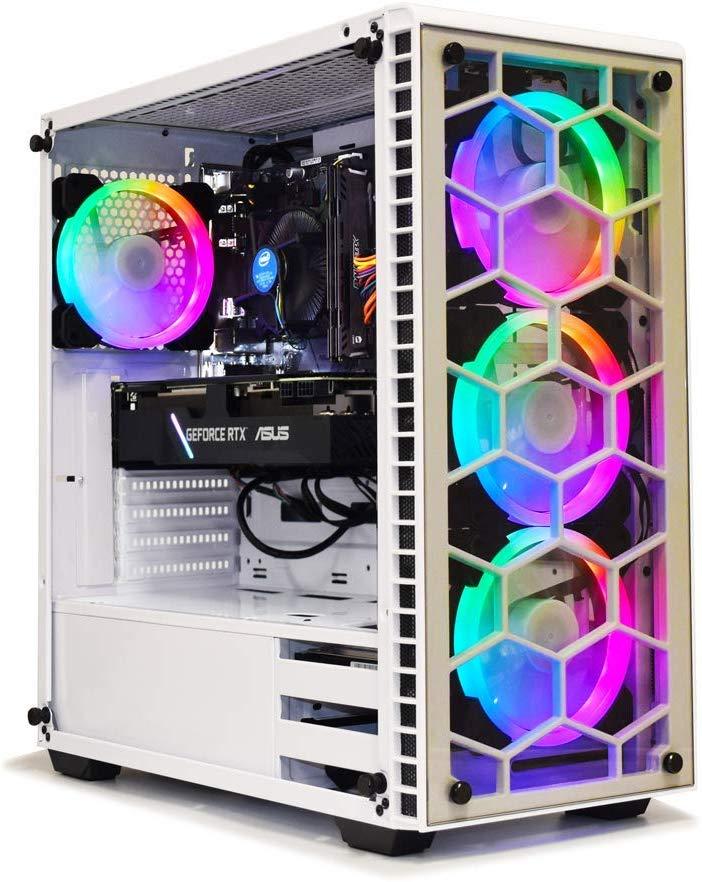 ADMI Gaming PC: Ryzen 3700X . RTX 2060 Graphics Card . 16GB 3000MHz DDR4 . 240GB SSD . 2TB HDD