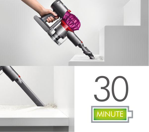 DYSON V7 Motorhead Cordless Vacuum Cleaner - Pink