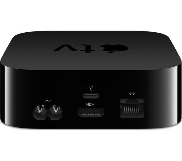 APPLE TV with Siri - 64 GB