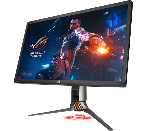 "ASUS ROG Swift PG27UQ 4K Ultra HD 27"" IPS LCD Gaming Monitor"
