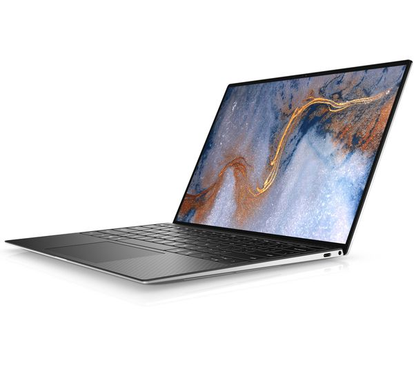 "DELL XPS 13 9300 13.4"" Laptop - Intel® Core™ i7, 1 TB SSD, Silver"