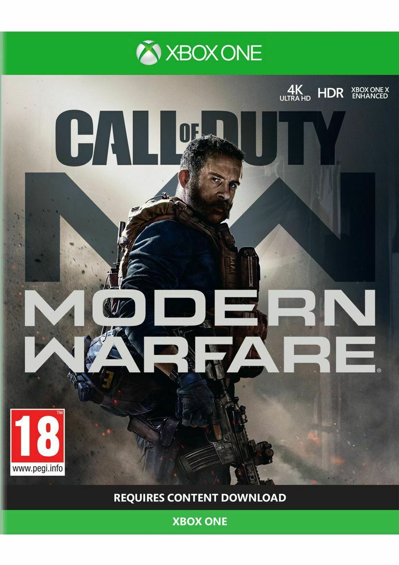 Call of Duty: Modern Warfare X Box One