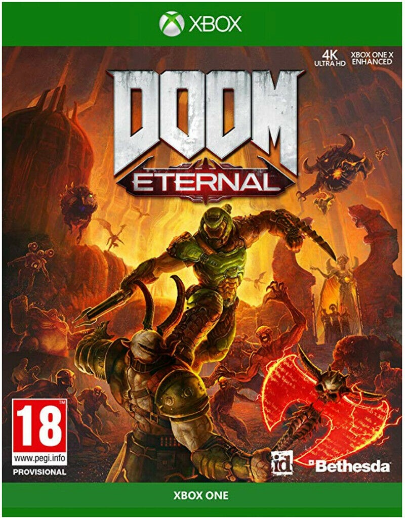 Doom - Eternal  XBox One