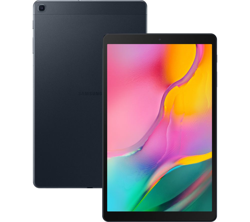 "Samsung Galaxy Tab A 10.1"" Tablet (2019) - 32 GB, Black"